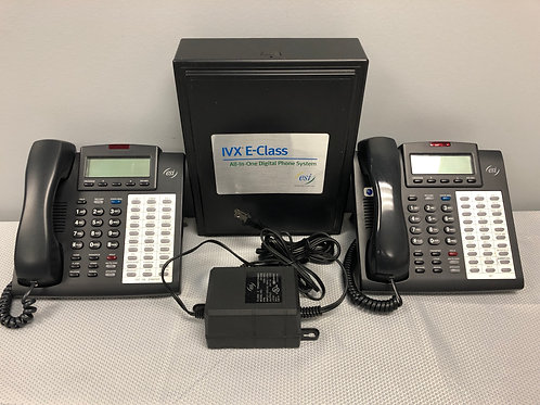 ESI IVX E-Class Phone System