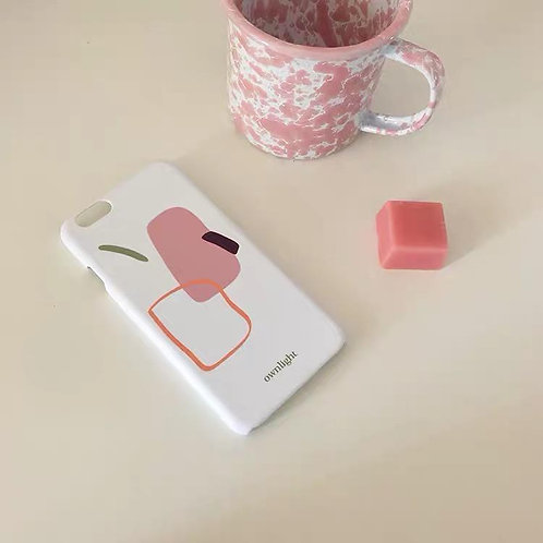 Line Art iPhone Case