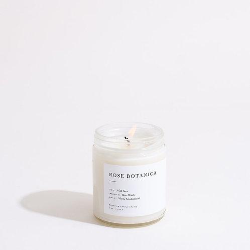 Rose Botanica Minimalist Candle