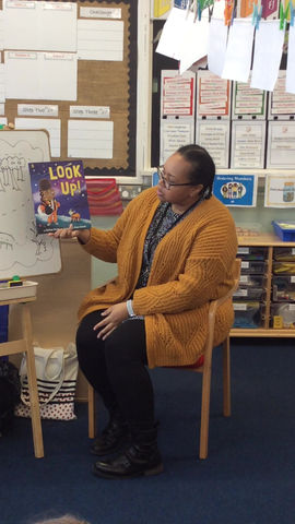 Story time with Miss Bobb