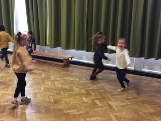 Disco Time for Year 1
