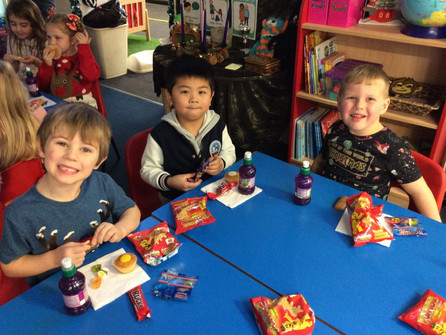 Christmas Party Day - Oak Class