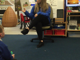 Story Time with Year 1 - Story One read by Miss Pendleton