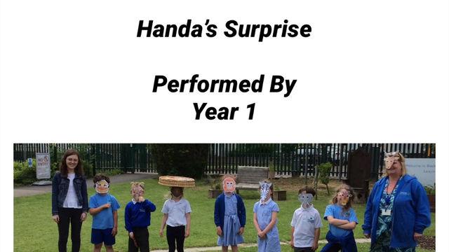Music Clubs  Performance- Handa's Surprise!