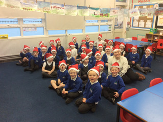 Christmas comes to Blackmoor!