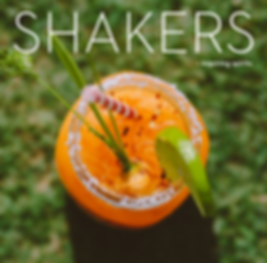 The Cover of Shakers Mag 8.0