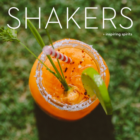 Shakers Mag 8.0 | In Case You Missed it!