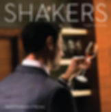 Shakers Mag Spring 2017 Cover