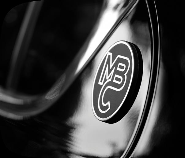 Image of the My Black Car Logo