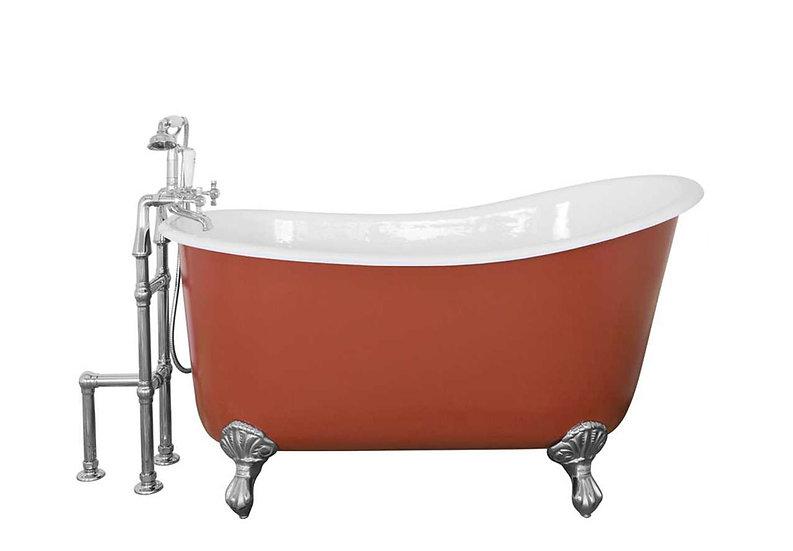 Jig Lyon Cast Iron Bath | Foundry cast Iron Radiators and baths