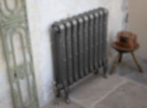 Carron John King Cast Iron Radiator sold by Foundry Cast Iron Radiators and Baths