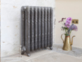 The Carron Sleeping Swan Cast Iron Radiator sold by Foundry Cast Iron Radiators and Baths