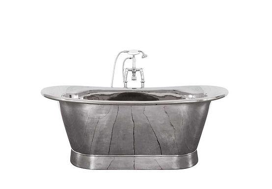 Allingham Copper Bath | Nickel Finish | Hurlingham