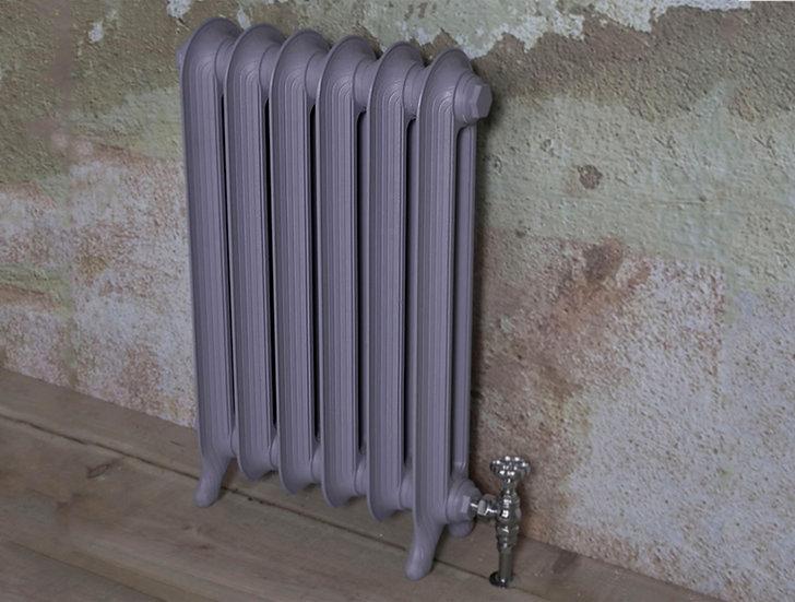 The Tuscany 765 2 cast iron radiator Column   Carron