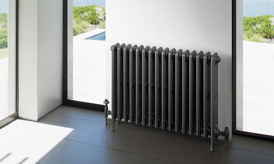 The 4 Column Cast Iron Radiator (Tall) | Foundry