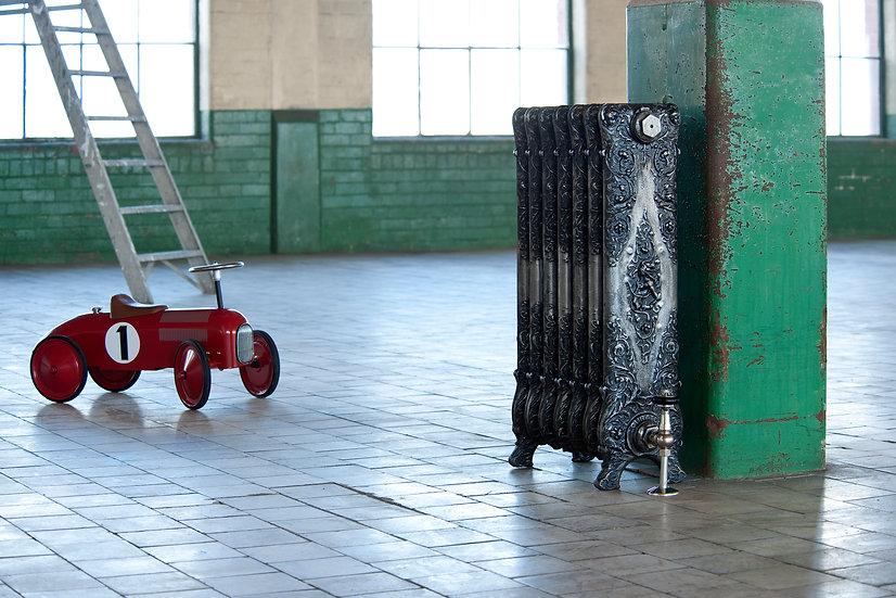 Arroll Cherub Cast Iron Radiator Foundry Cast Iron Radiators and Baths