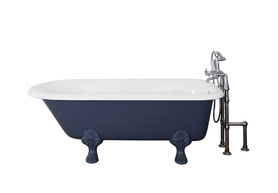 Cambridge Cast Iron Bath | Jig
