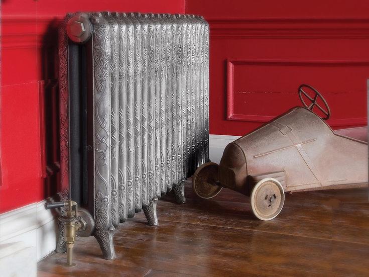 The Ribbon 2 Column cast iron radiator   Carron
