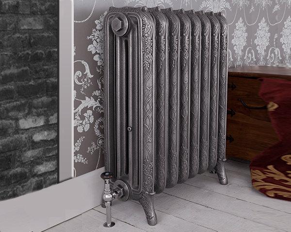 The Ribbon 4 Column cast iron radiator | Carron