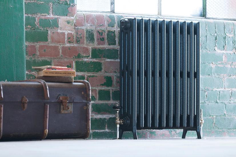 Arroll The Edwardian 4 Column Tall 760, 960 cast iron radiator by foundry cast iron