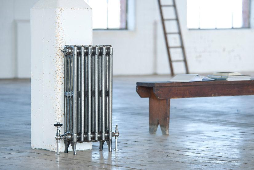 Arroll The Victorian 4 column Cast Iron Radiator by foundry cast iron
