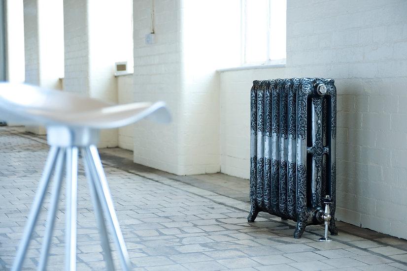 Arroll The Parisian 3 Column cast iron radiator by foundry cast iron