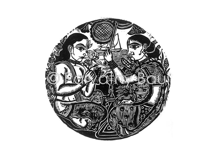 Jayadeva and Padmavati