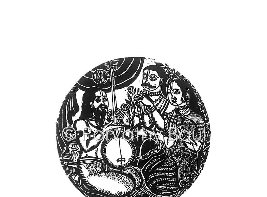 Vidyapathi, Lachima and Shiva Simha