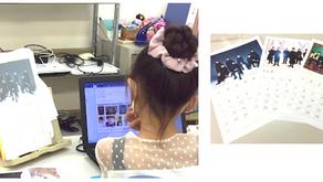 パソコン村 愛野教室 自分だけのカレンダー作成!