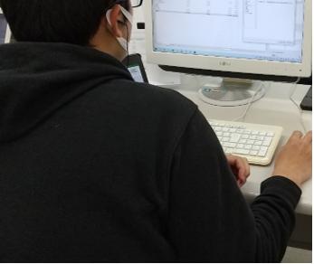 パソコン村 愛野教室 表計算2級検定を目指して頑張ります。