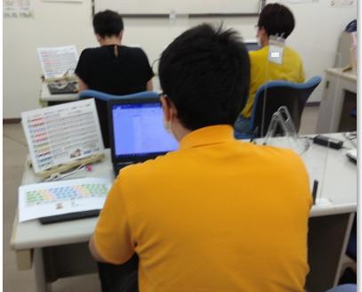 パソコン村 愛野教室 頑張ります!