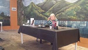 Boggo Road Gaol Talk - Vashti Farrer