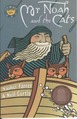 Fantasy & Humour Mr Noah and the Cats Vashti Farrer