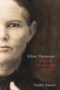 Women executed Ellen Thomson Vashti Farrer