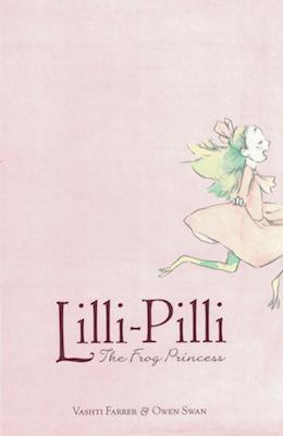 Fantasy & Humour Lilli-Pilli Vashti Farrer
