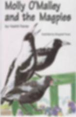 Fantasy & Humour Molly O'Malley and the Magpies Vashti Farrer