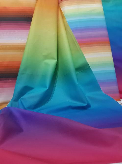 Rainbows - Rainbow blend (digital print)