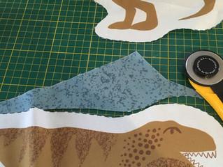 Sew a Dino