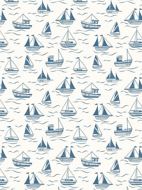 Thalassophile - Boats on Cream