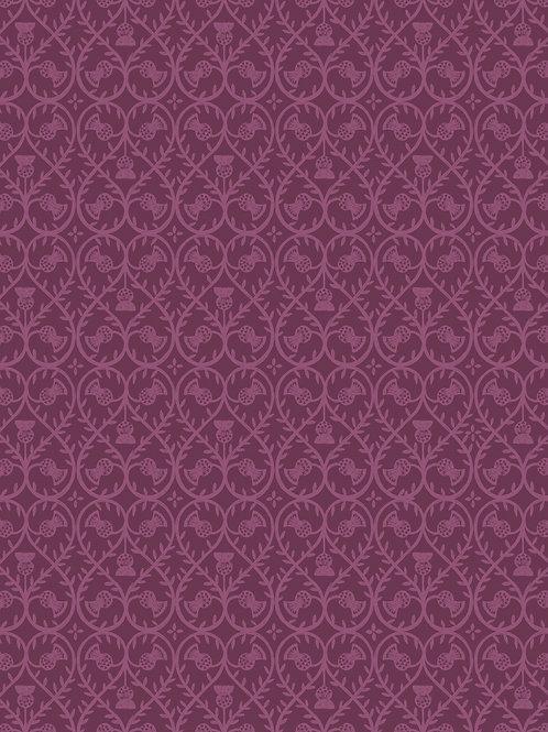 Lewis & Irene - Celtic Coorie - Dark Purple Thistle