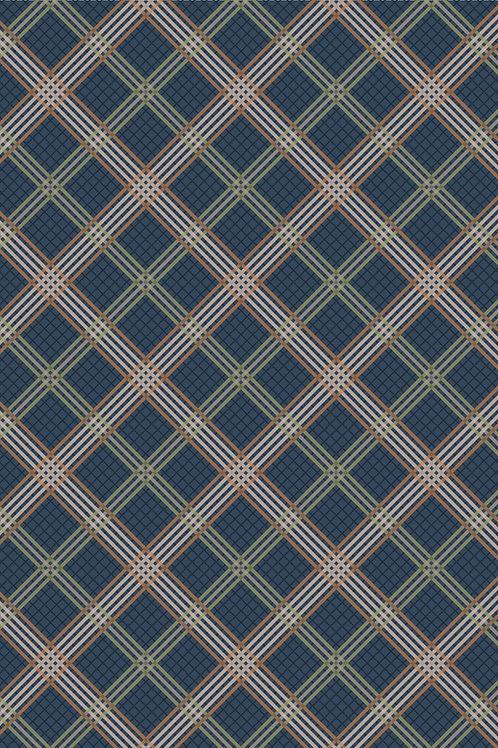 Loch Lewis - Blue check