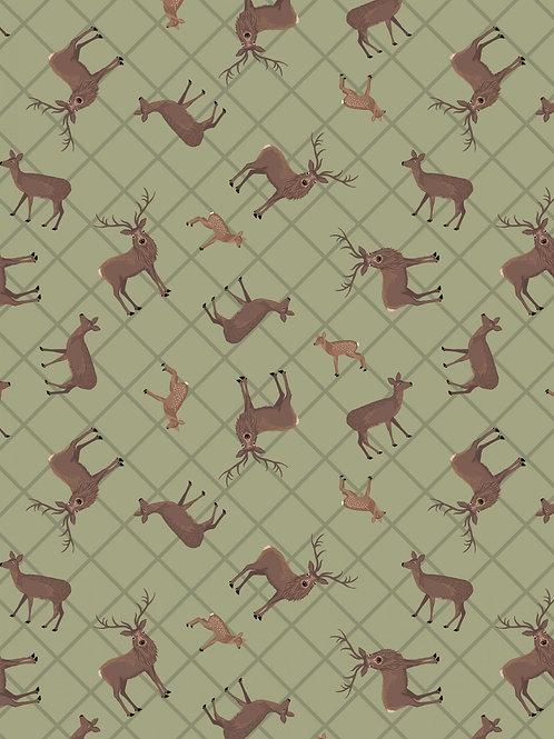 Loch Lewis - Sage Deer Check