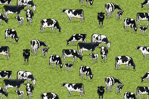 Makower 'Village Life' Cows
