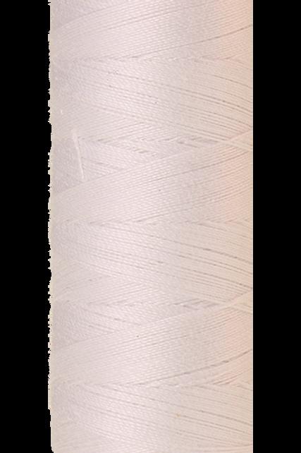 Mettler Silk Finish Cotton 50 - WHITE (Col# 2000)