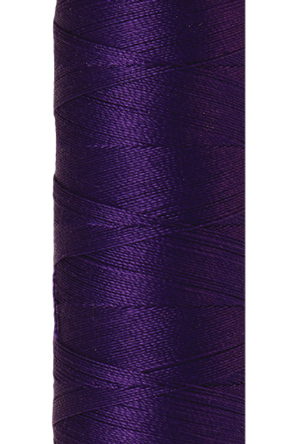 Mettler Silk Finish Cotton 50 - DEEP PURPLE (Col# 46)