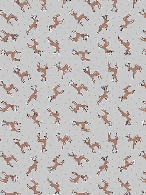 Lewis & Irene - Country Creatures 'Deer Grey'