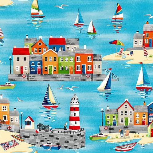 Makower 'Beside the Sea' Harbour
