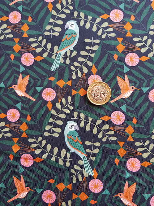 'Our Planet' by Bethan Janine for Dashwood Studios Parrots