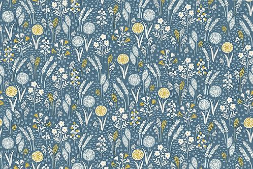 Makower 'Grove' Meadow Blue