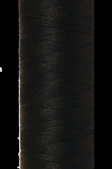 Mettler Silk Finish Cotton 50 - BLACK (Col# 4000)